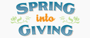 Spring-Into-Giving